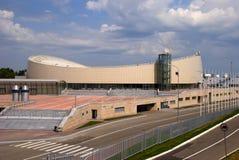 Arena deportiva del hielo Foto de archivo libre de regalías