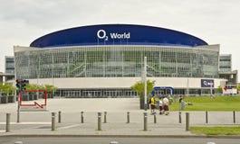 Arena der Welto2, Berlin Stockfoto