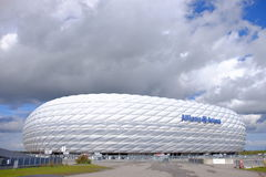 Arena di Allianz Fotografie Stock Libere da Diritti