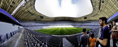 Arena di Allianz panoramica Fotografia Stock Libera da Diritti