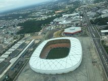 Arena di Amazon Immagini Stock Libere da Diritti