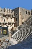 Arena di Aspendos Immagine Stock