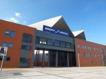 Arena di Azoty in Szczecin Fotografia Stock Libera da Diritti