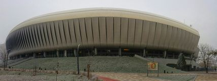 Arena di Cluj Immagini Stock