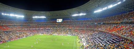 Arena di Donbass dello stadio di calcio Immagini Stock
