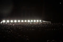 Arena di fama mondiale del teatro del amphie Fotografia Stock Libera da Diritti