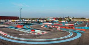 Arena di Franciacorta Motosport Fotografia Stock Libera da Diritti
