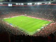 Arena di Fußball immagine stock