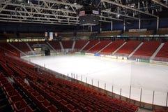 Arena di Herb Brooks, Lake Placid, S.U.A. fotografia stock libera da diritti