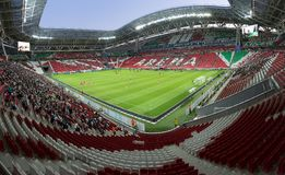 Arena di Kazan Fotografie Stock