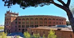 Arena di Las Ventas a Madrid immagini stock