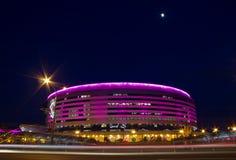 Arena di Minsk, Bielorussia Fotografie Stock