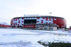 Arena di Spartak Opening dello stadio di football americano a Mosca Fotografia Stock