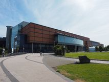 Arena di SSE a Belfast fotografia stock