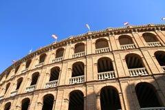Arena di Valencia fotografia stock libera da diritti