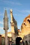 Arena di Verona Stock Image