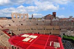 Arena di Verona fotografia stock libera da diritti