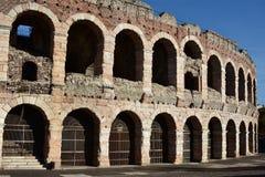 Arena di Verona. The famous roman amphitheater in the center of Verona, Italy Stock Photo