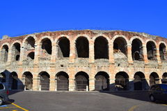 Arena di Verona,Italy Royalty Free Stock Photography