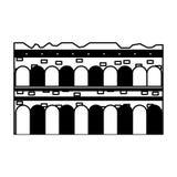 Arena di verona italy landmark Royalty Free Stock Image