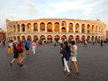 Arena di Verona, Italy Royalty Free Stock Photos