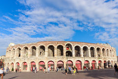 Arena di Verona. From outside ,day time Royalty Free Stock Image