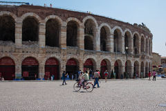 Arena di Verona royalty free stock photo