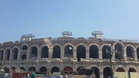 Arena di Verona. In summer time, italian beauty Stock Photo