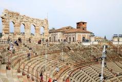 Arena di Verona, Verona, Italy Stock Image