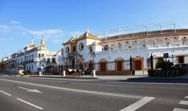 Arena do Bullfight fora Fotos de Stock Royalty Free