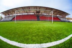 Arena do futebol, estádio Fotos de Stock Royalty Free