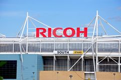 Arena do Ricoh, Coventry Fotografia de Stock
