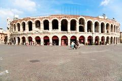 Arena em Verona Italy imagens de stock