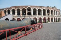 Arena en Verona Fotos de archivo