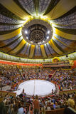 Arena of the Great Moscow State Circus Royalty Free Stock Images