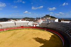 Arena a Huelva, Spagna immagine stock