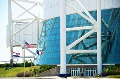 Arena Kemper van de Stad van Kansas de Amerikaanse Koninklijke Stock Afbeelding
