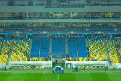 Arena-Lviv football stadium Stock Photos