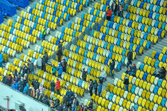 Arena-Lviv football stadium Stock Images