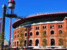 Arena mall, Barcelona Stock Photo