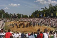 Arena medieval Fotografía de archivo