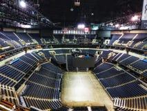Arena Memphis do fórum de Fedex, Tennessee fotos de stock