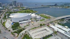Arena Miami di aa archivi video