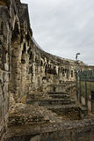 The Arena in Nîmes Royalty Free Stock Images