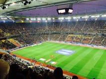 Arena nacional Imagen de archivo
