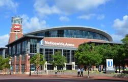 Arena nazionale a Columbus, OH fotografie stock