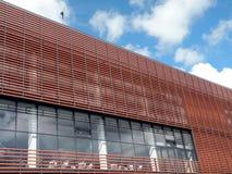 Arena nella città di Klaipeda immagine stock libera da diritti
