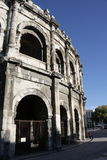Arena of Nimes Royalty Free Stock Photos