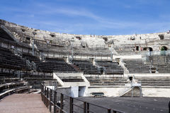Arena of Nimes France Stock Image