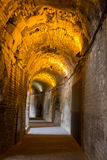 Arena of Nimes France Royalty Free Stock Images